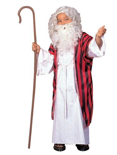 Moses Kids Costume Medium (Moses Costume For Kids)