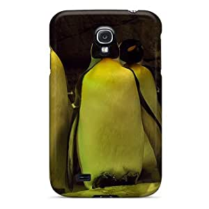 NewArrivalcase Protective Case For Galaxy S4(sleeping Penguins)