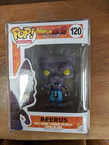Funko Figurine Dragon Ball Z - Beerus [Importacion francesa]