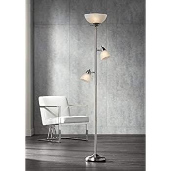 Ventura Light Blaster Modern Floor Lamp With Side Lights