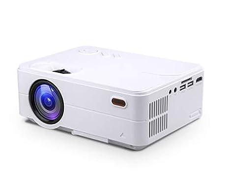 TX 1080P Mini pequeño proyector para el hogar, proyección de ...