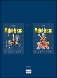 Histoire : Coffret 2 volumes par Albert Malet
