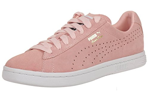 364581 Coral Men Cloud Star black Gold Suede SD Puma Court Puma Trainers Sneaker 01 White 48qwnvxR