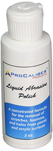 ProCaliber Products 54-12-366 2oz Liquid Abrasive Polish (Polish Gloss Spa)
