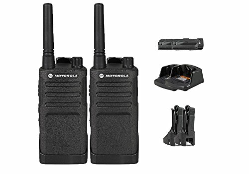 2 Pack of Motorola RMU2040 Business Two-Way Radio 2 Watts/4