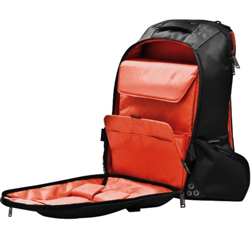 Everki Beacon Laptop Backpack with Gaming Console Sleeve, Fits up to 18-Inch (EKP117NBKCT) by Everki (Image #9)