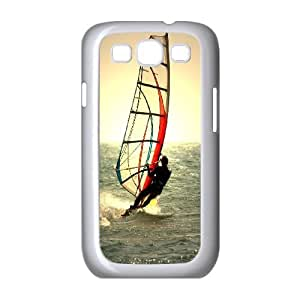 Windsurfing Samsung Galaxy S3 9300 Cell Phone Case White Present pp001-9493868