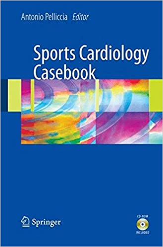 Sports Cardiology Casebook [With CDROM]