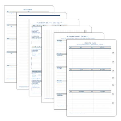 (Classic Occasions Forms Pack )