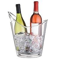 Bar Craft Glacette per vino, colore: Trasparente