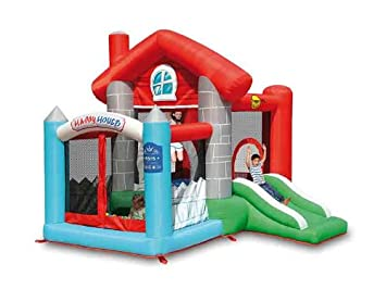 PL Ociotrends - Castillo Hinchable Happy House