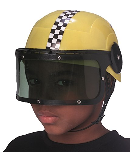 Race Themed Costumes (Rubie's Costume Co Child Race Car Helmet Costume)