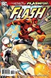 Flash #10 Variant Cover Road to Flashpoint