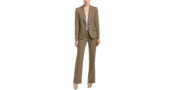 Amazon.com: Anne Klein - Chaqueta/pantalón para mujer, 14 ...