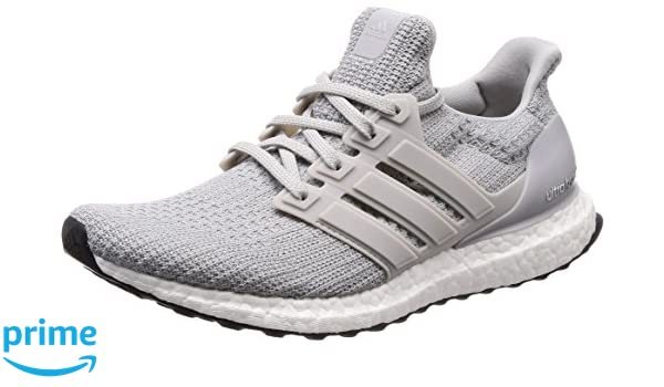 adidas Men's Ultra Boost Running Shoe 2018 grey twogrey twocore black BB6167