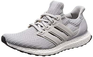 adidas Men's Ultraboost Shoes, Grey Two/Grey Two/Core Black, 7.5 US (7.5 AU)