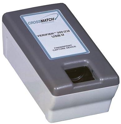 CrossMatch Verifier 300 LC 2.0 Fingerprint Scanner from Crossmatch