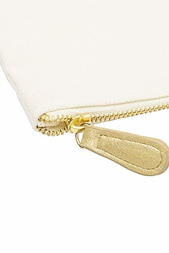 Gold 2326 Foil Gold Style Canvas BRD Bride Clutch Rggq0Y