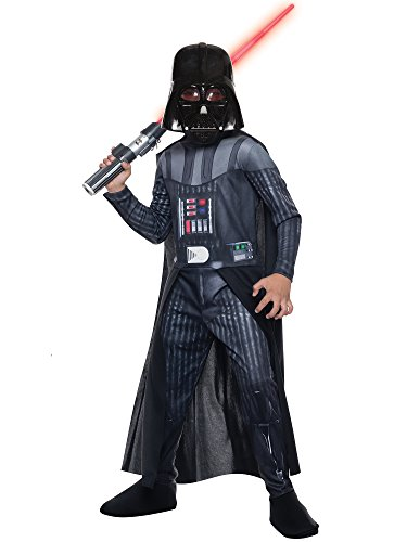 Rubie's Costume Star Wars Classic Darth Vader Child Costume, Small ()