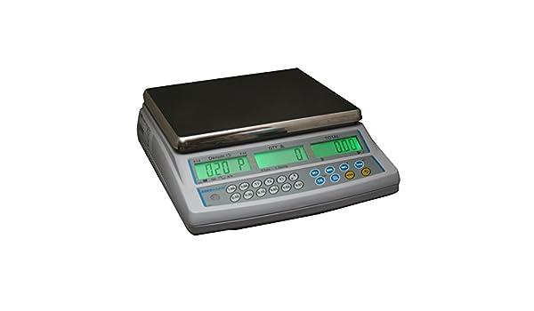 AE ADAM CCEU 20 Balanza Digital Contamonedas, 20 kg x 1 g: Amazon.es: Industria, empresas y ciencia
