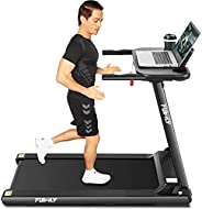 FUNMILY Treadmill for Home, Folding Treadmills for Running Walking Workout, Portable Electric Treadmill Machin