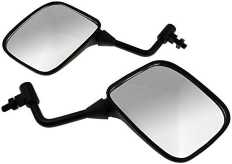 Spiegel Paar Schwarz Für Yamaha Auto