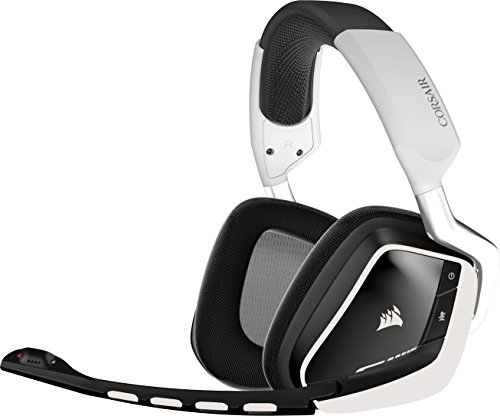 Corsair CA-9011145-EU VOID (Wireless USB Dolby 7.1 Comfortable PC) Gaming Headset weiß