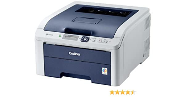 Brother HL3040CN - Impresora láser Color (A4, 16 ppm, Ethernet)