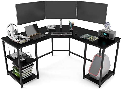 Earthsign L Shaped Home Office Desk
