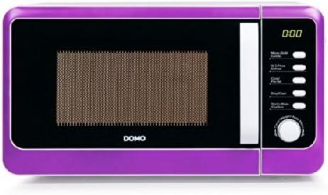 Domo Microondas Moderno Con Grill De 20 Litros DO2013G ...