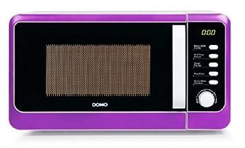 Domo Microondas Moderno Con Grill De 20 Litros DO2013G