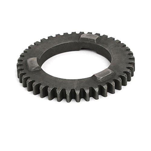 Aexit 50mmx29mmx6mm Crankshaft Power Tool Timing Cylinder Gear Gray GBH2-26D/DE/DRE Model:78as253qo673