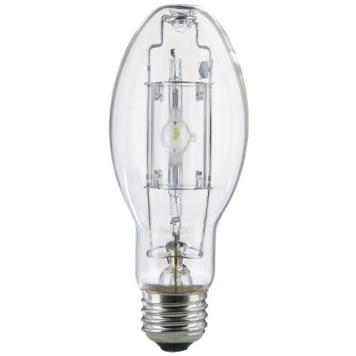 Sunlite MP70/U/MED/PS 03641-SU 70-watt Protected Metal Halide Bulb with Medium Base, Clear ()
