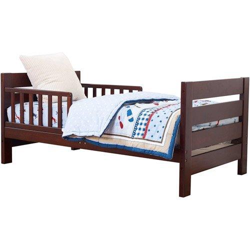 DaVinci Kids Modena Toddler Bed, Espresso by DaVinci