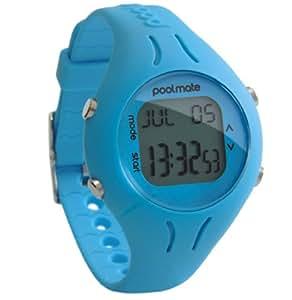 Swimovate Pool-Mate Unisex Watch - Blue