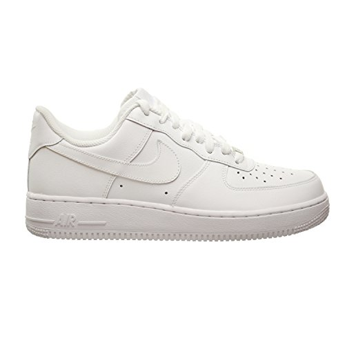 Bianco Force Wmns Basketball '07 da Scarpe Air Donna 1 Nike zpqwZq4