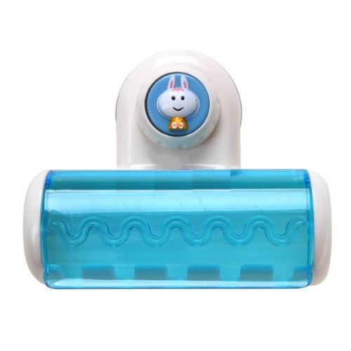 Bathroom Wall Mount 5 Toothbrush Spin Brush Suction Holder Stand Rack for Home