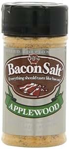 J&D's Bacon Salt, Applewood, 2.5 Ounce (Pack of 3)