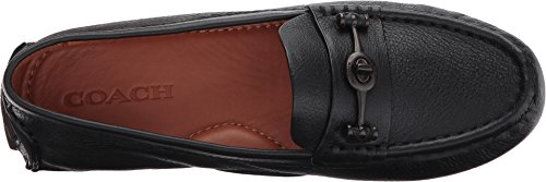 Coach Mujeres Crosby Driver Black Leather