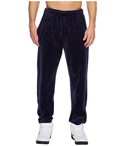 Fila Men's Velour Pants, Navy, XL ()