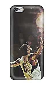 HKKAVvD1528cmvbF Case Cover, Fashionable Case For Iphone 6 Plus (5.5 Inch) Cover CaNba Basketball Lebron James Miami Heat