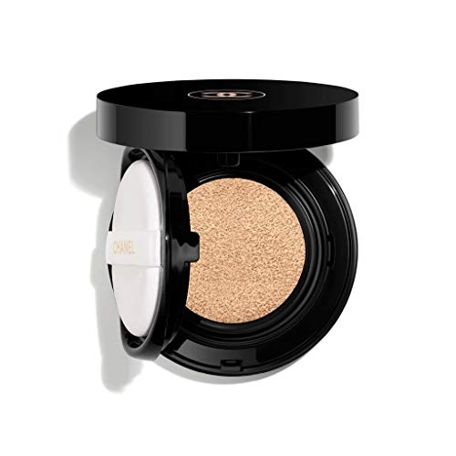 CHANEL. VITALUMIERE GLOW LUMINOUS TOUCH FOUNDATION CUSHION - HYDRATION AND COMFORT SPF15# 21 - BEIGE