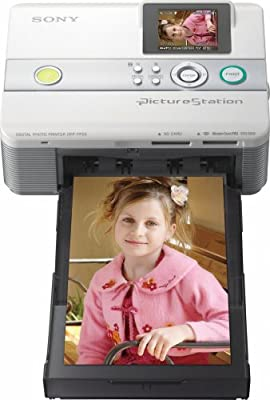 Sony Digital Photo Printer Impresora de Foto 300 x 300 dpi ...