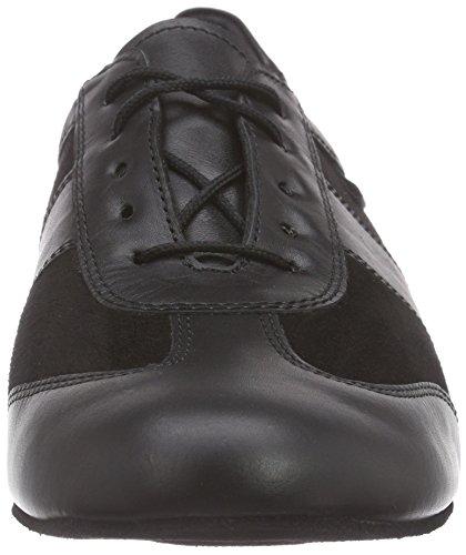 Diamant Mens Model 123 Dance Sneaker- Tacco A Cono (2,5 Cm) (larghezza - H Larghezza), 12,5 W Us (12 Uk)