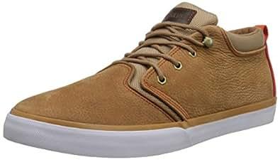 Quiksilver Griffin FG Suede - Mid Shoes - Zapatillas - Hombre - EU 39 - Marrón