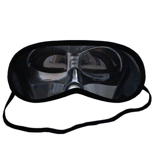 Star Wars Darth Vader Sleep Eye Mask Masks Sleeping Night Blindfold Travel kit Eyes cover covers patch wear Slumber Eyewear Accessory Gift (Dropship Personalized Gifts)