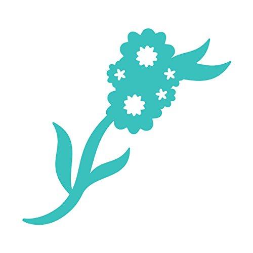 Artdeco Creations Ultimate Crafts Die-Tall Leafy Flourish, 3.4