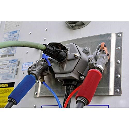 United Pacific 90626 Industries Aluminium Glad-Hand Extension Handle
