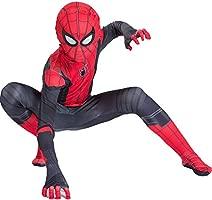 BLOIBFS Halloween Spider-Man Disfraz Nino,Disfraces ...