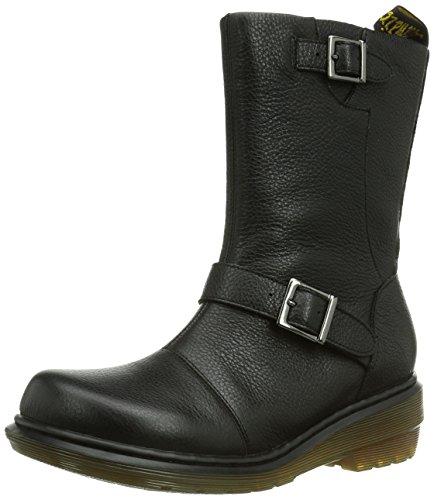 Dr Martens Moll Karin Black Boots Black SfMxN6NZTr